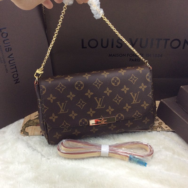 Louis Vuitton Monogram Canvas Favorite MM - M40718
