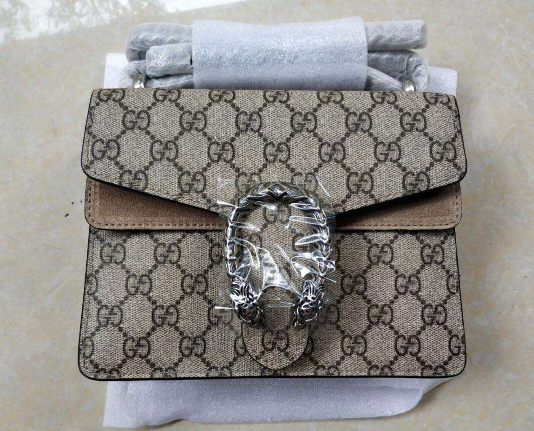 Gucci Dionysus mini leather bag 421970 KHNRN 8642
