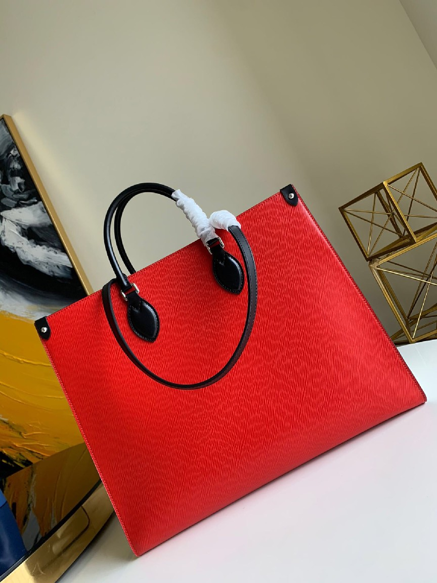 Louis Vuitton LV ONTHEGO MM M56081 Red