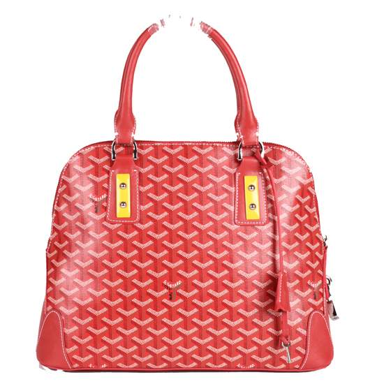 Goyard Tote Bag 2390 red