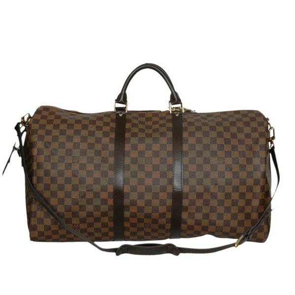 Louis Vuitton Damier Canvas KEEPALL 50 - N41416