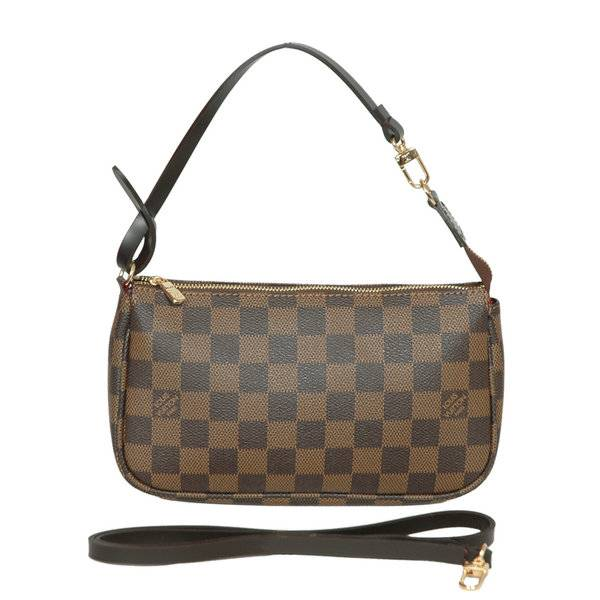 Louis Vuitton N51983 Damier Canvas Ebony Navona