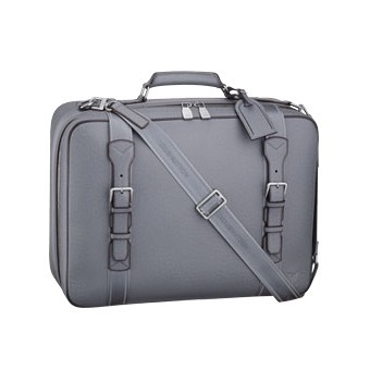 Louis Vuitton M20000 Taiga Leather Mitka Luggage