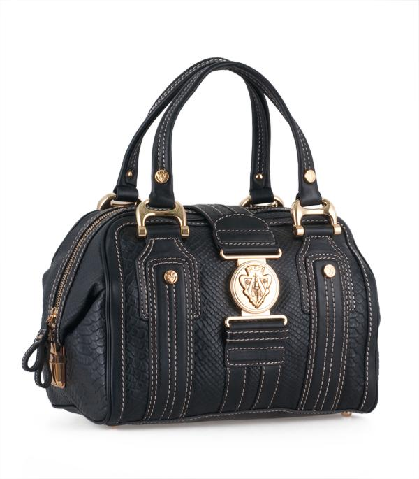 Gucci 186235 Medium Boston Bag