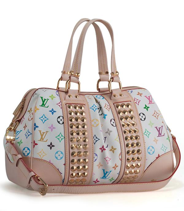 Louis Vuitton Monogram Multicolor Courtney GM M40261