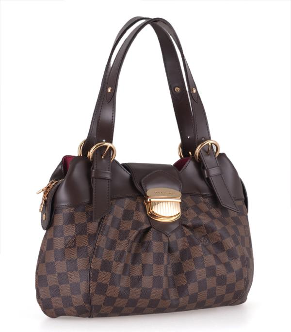Louis Vuitton n41542 Damier Canvas Sistina PM