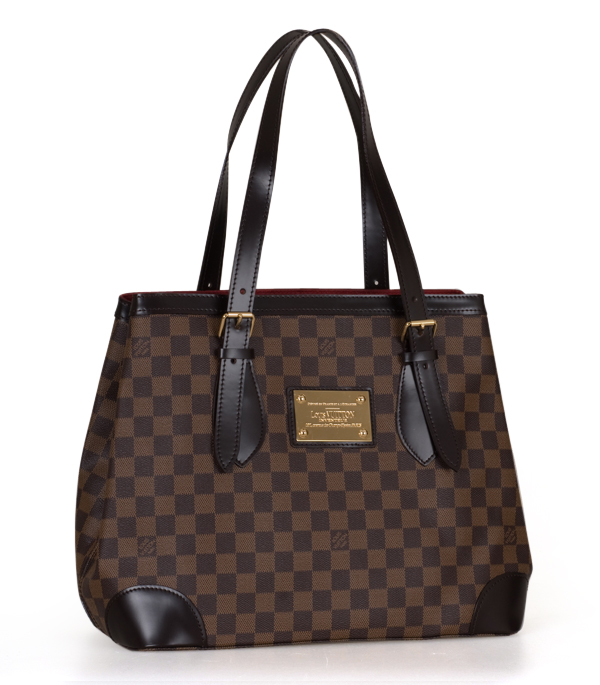 Louis Vuitton n51204 Damier Canvas Hampstead MM