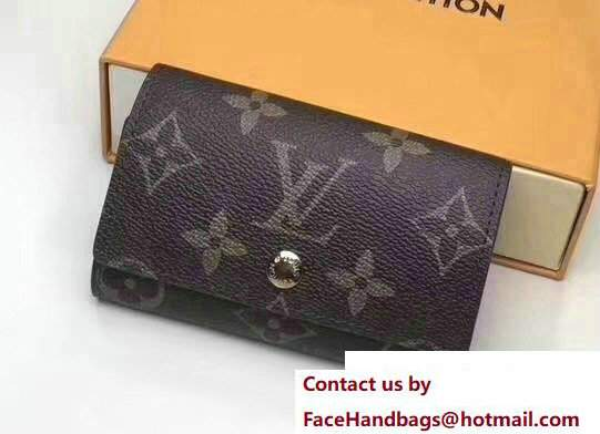 Louis Vuitton 6 Key Holder Monogram Canvas M62630 Armagnac
