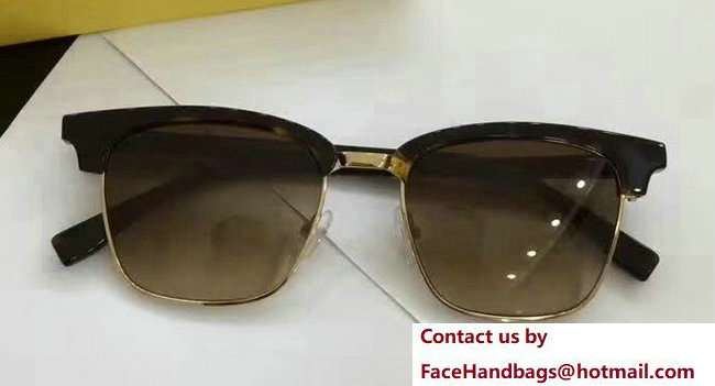 Fendi Sun Fun Sunglasses 02 2018