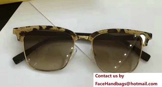 Fendi Sun Fun Sunglasses 03 2018