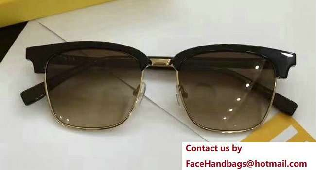 Fendi Sun Fun Sunglasses 04 2018