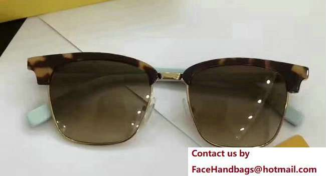 Fendi Sun Fun Sunglasses 06 2018